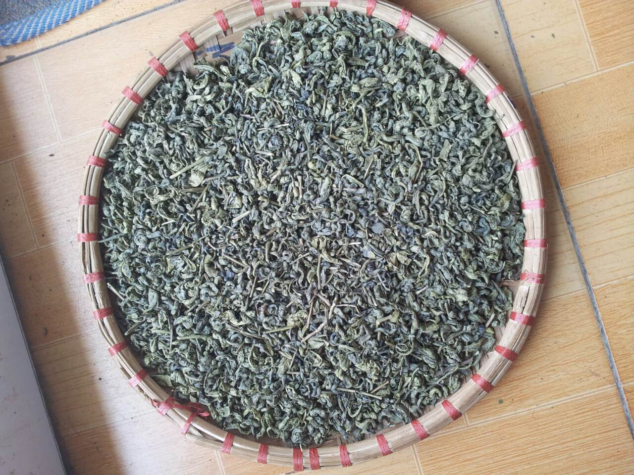 Green tea Pekoes  - KIM VUONG EXPORT IMPORT Co.,JSC