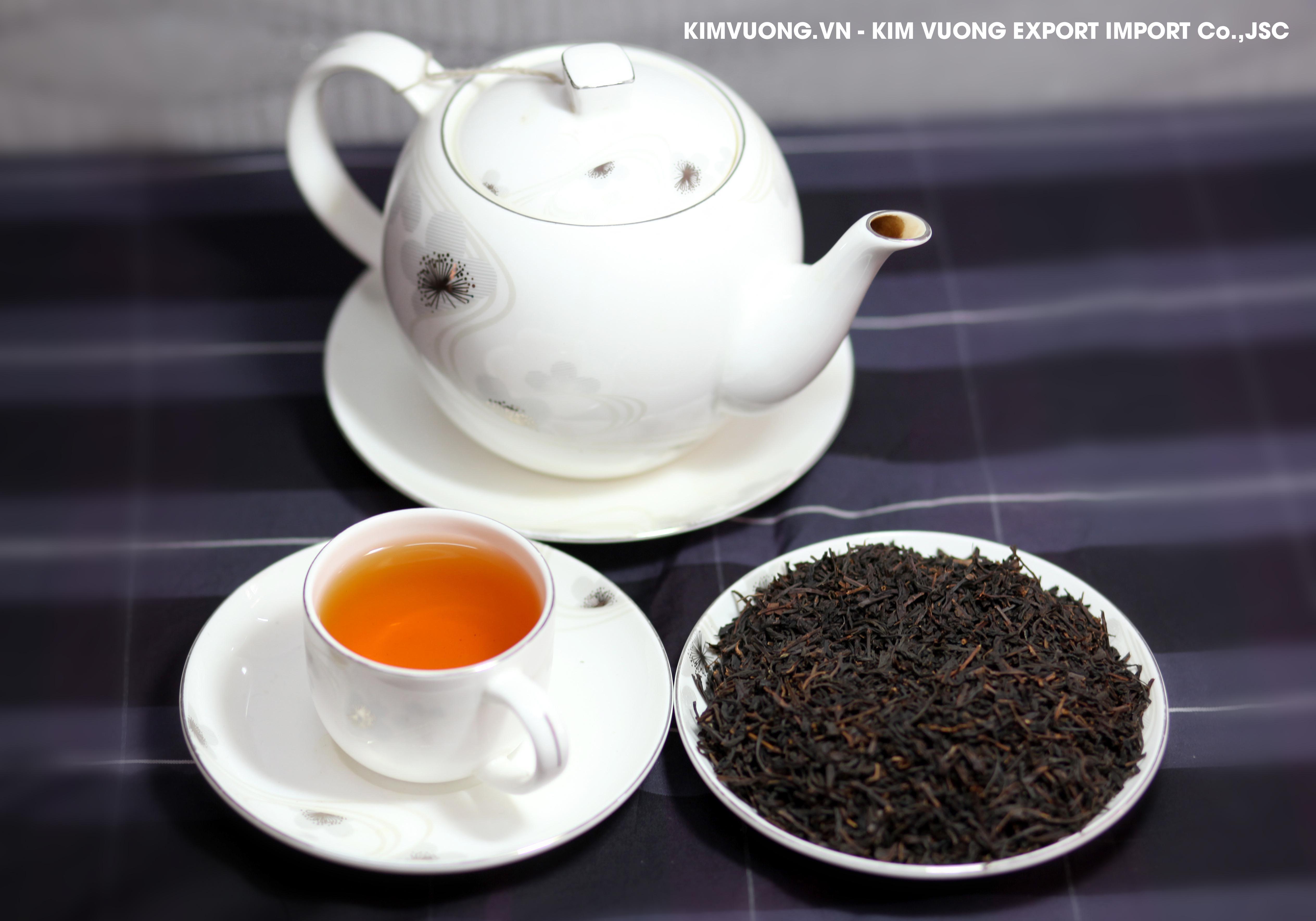Black tea OP  - KIM VUONG EXPORT IMPORT Co.,JSC