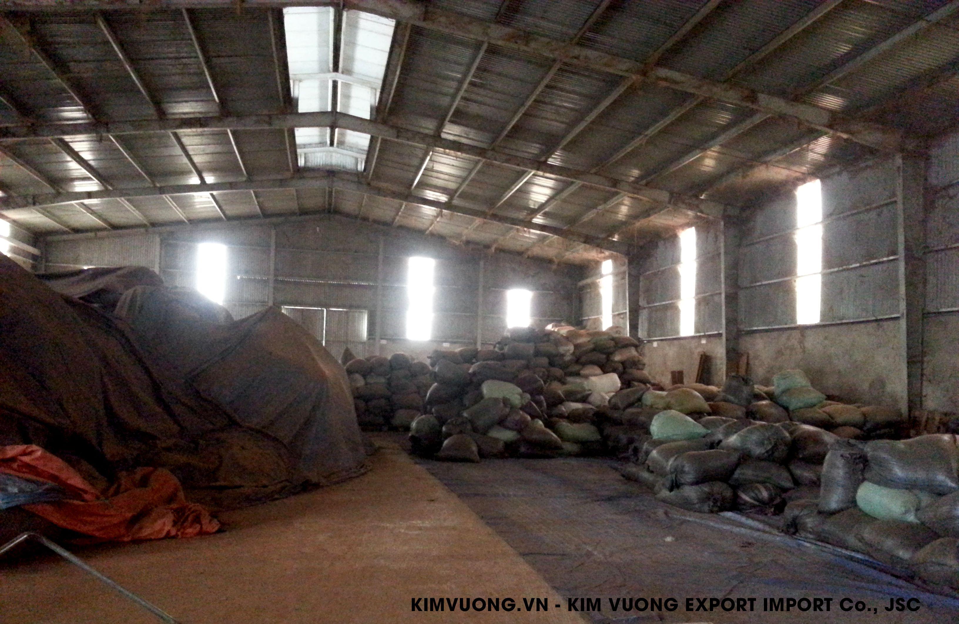 Tea export factory - KIM VUONG EXPORT IMPORT Co.,JSC