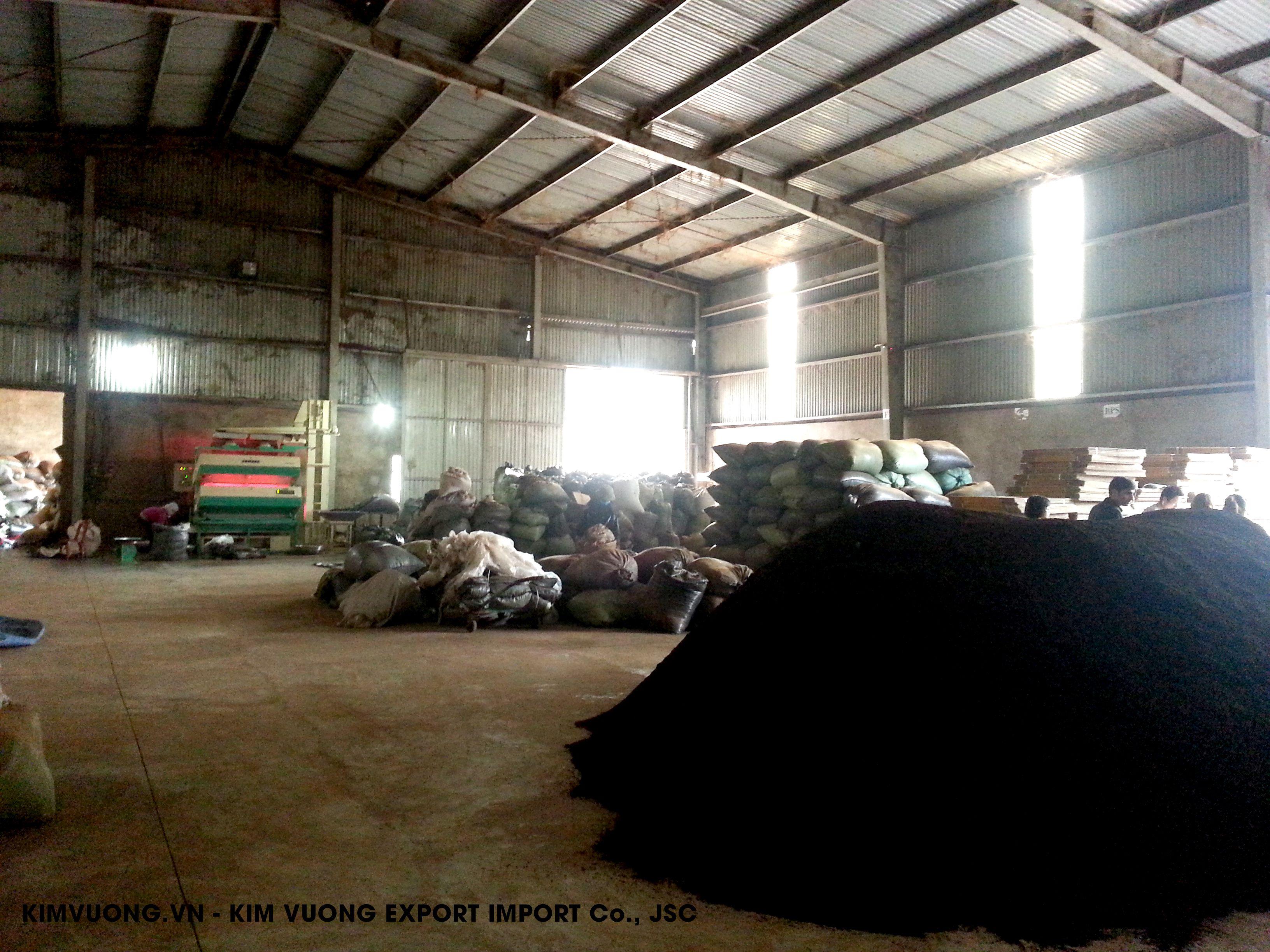 Tea export factory 5 - KIM VUONG EXPORT IMPORT Co.,JSC