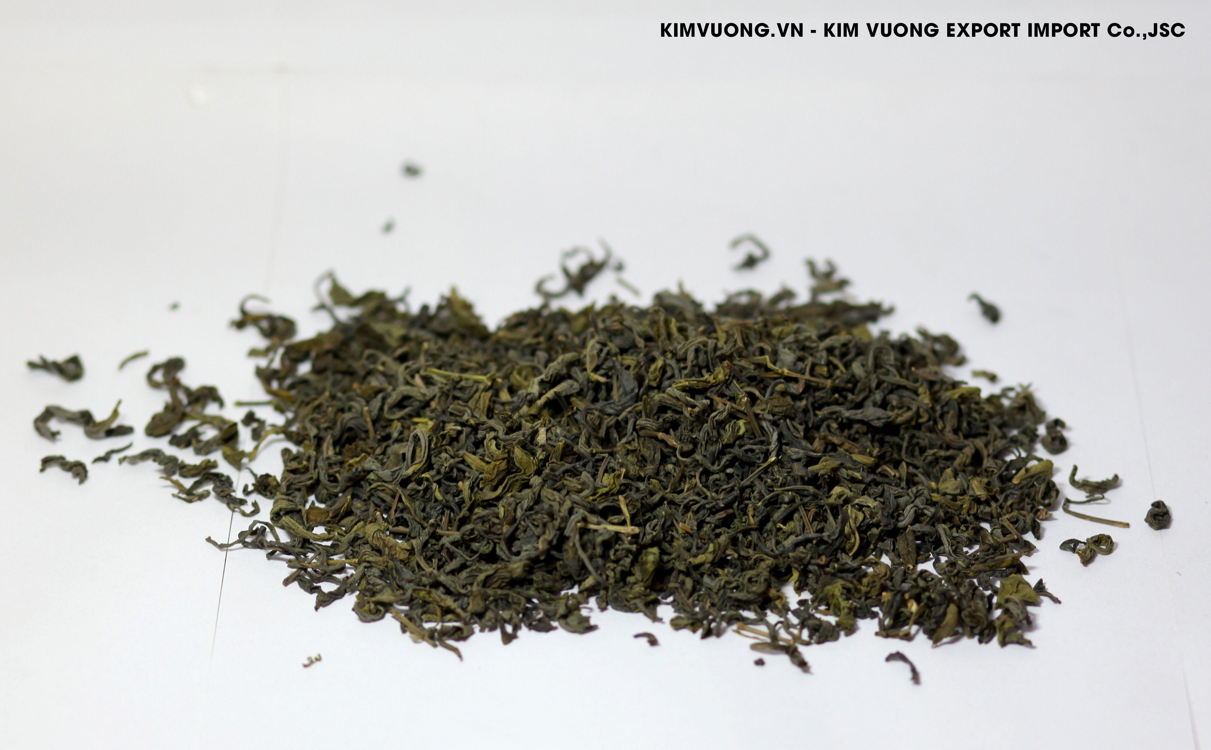 Green tea OP 592 tea - KIM VUONG EXPORT IMPORT Co.,JSC